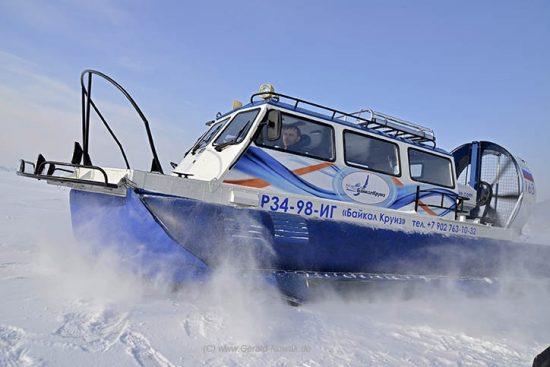 XR Baikal Expediition 2017