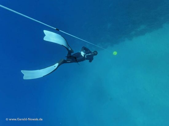 Apnoe Kurs im Kron Diving Centre, Kampor, Rab, Kroatien