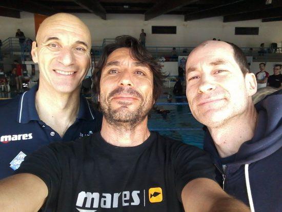 Gianluca, Carlo e Gaspare Battaglia