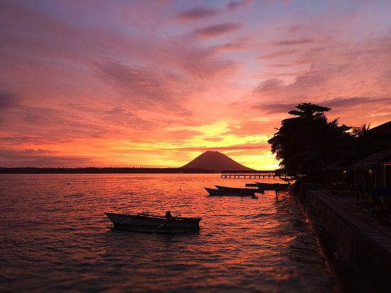 CelebesDivers - Onong resort sunset 3