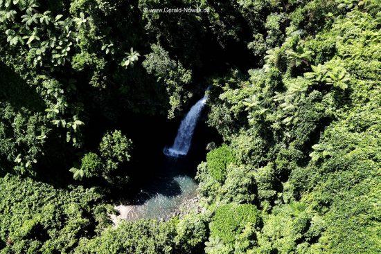 Wasserfall, Taveuni, Fiji