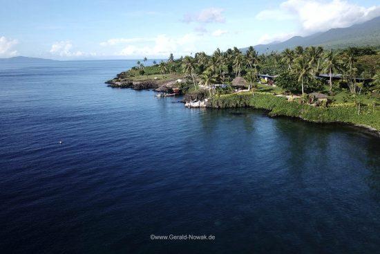 Paradise Beach Resort, Taveuni, Fiji