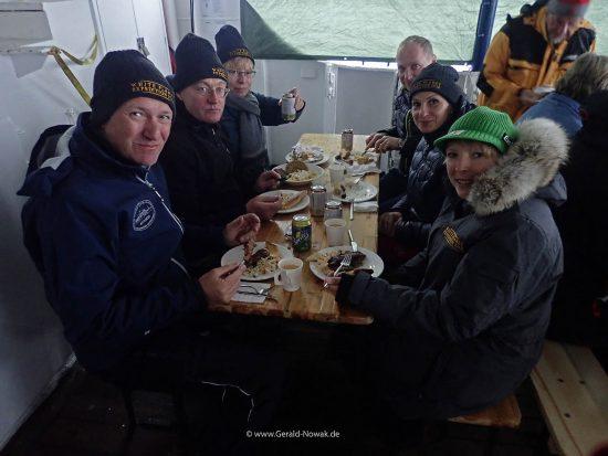 White Planet Antarktika Expedition 2018