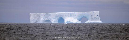 Eisberg in der Antarktis, Antarktika Expedition 2018